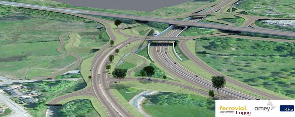 Road Improvement Works M8/M73/M74